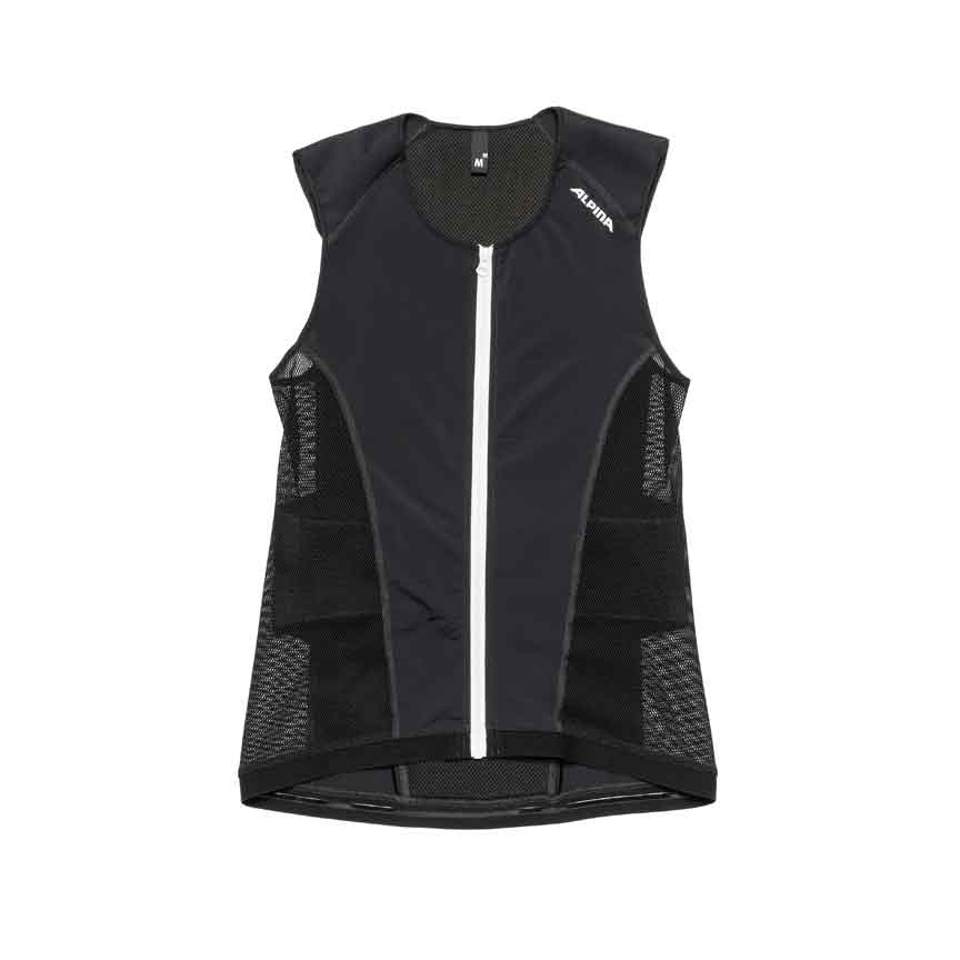 Skiweste JSP Men Vest A8863 in black
