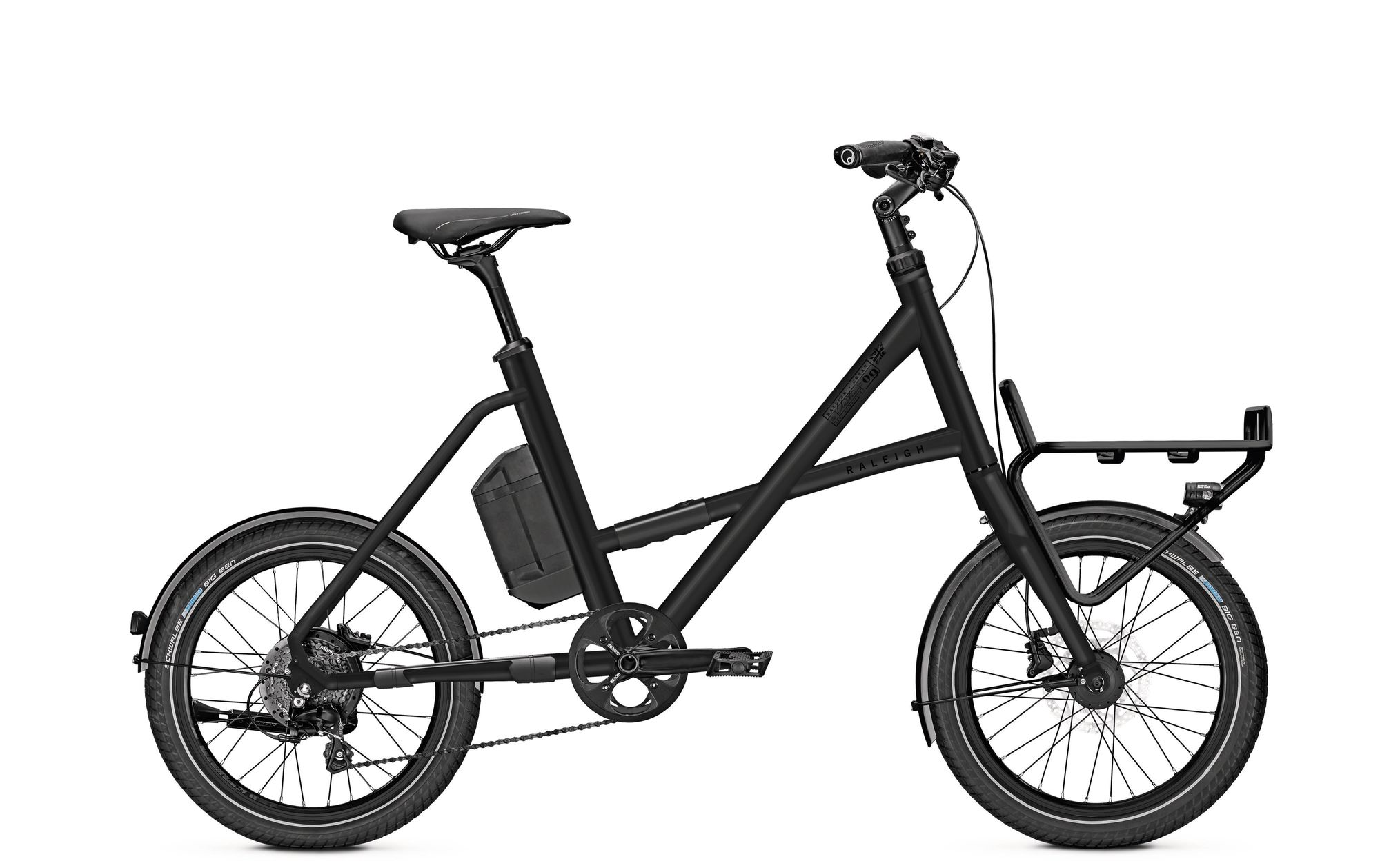 e bike raleigh austin compact 9g 7 ah 20 zoll compact fl. Black Bedroom Furniture Sets. Home Design Ideas