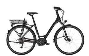 E-Bike Raleigh Stoker B8 8G 11.1 Ah 28 Zoll Wave Freilauf in blackmatt