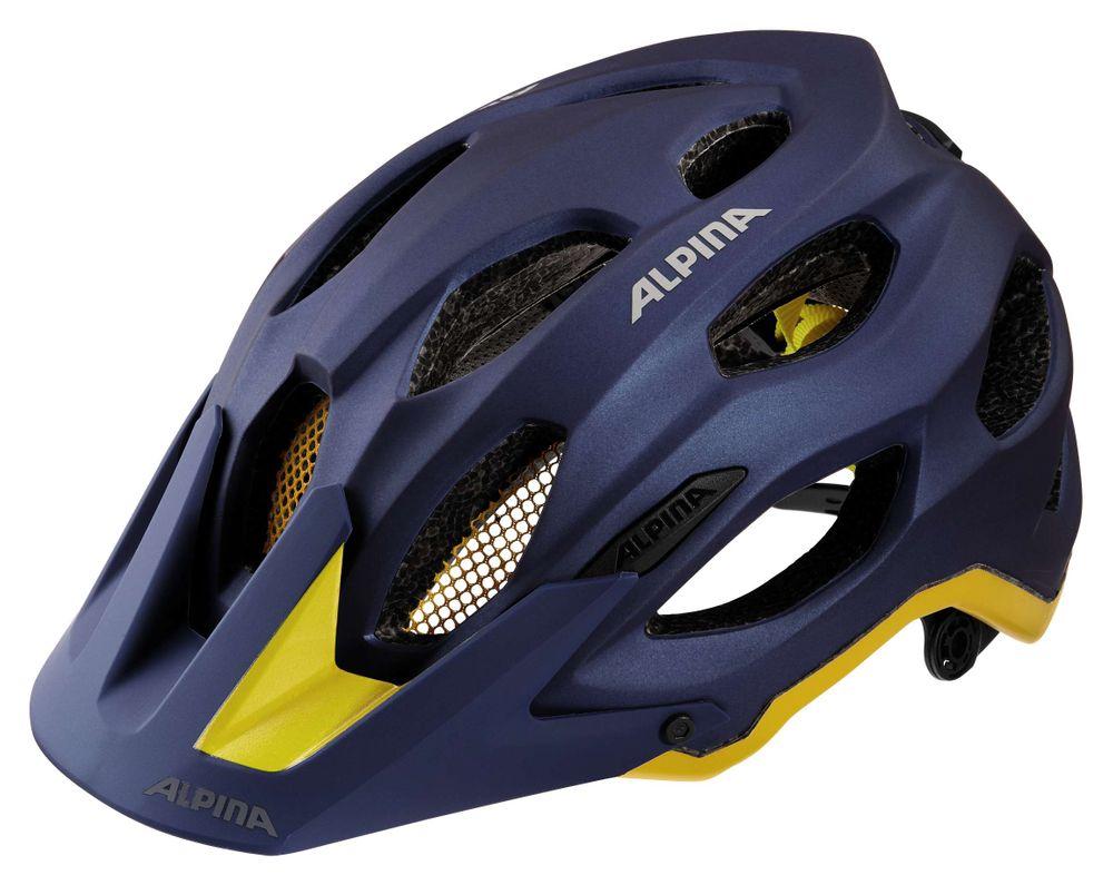 Fahrradhelm Alpina Carapax , leichter Endurohelm – Bild 1