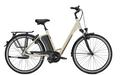 E-Bike Kalkhoff Select XXL I8R 17,5 Ah Wave in beige Rücktritt
