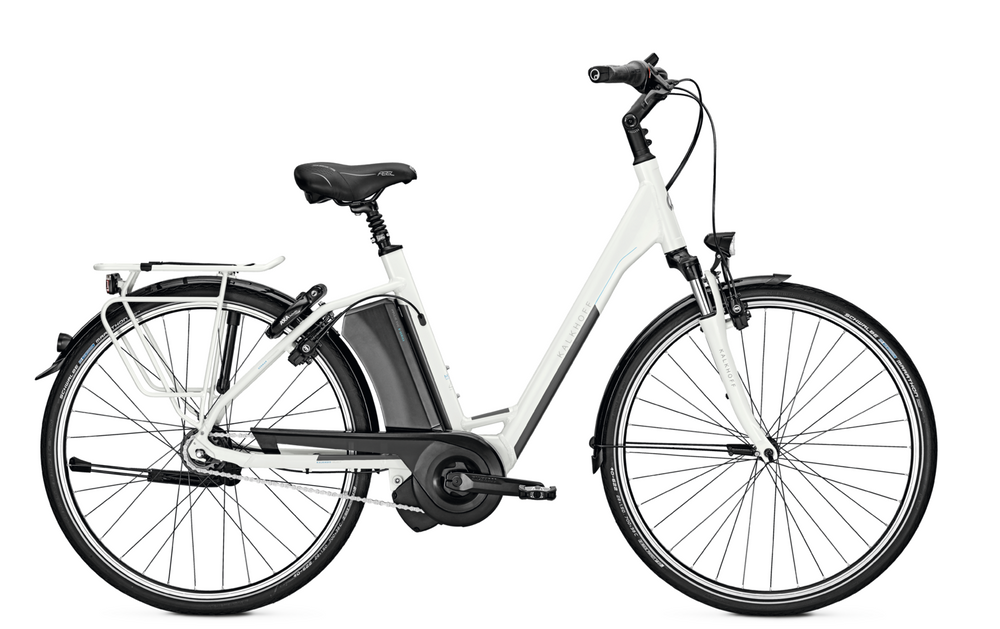 E-Bike Kalkhoff Select I8 17,5 Ah Wave Freilauf 28""