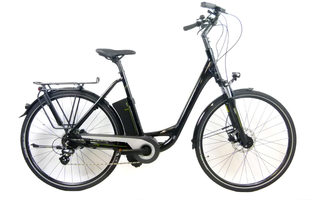 E-Bike Kalkhoff Pro Connect i8 11 Ah 28 Zoll 8G Wave Freilauf magicblack