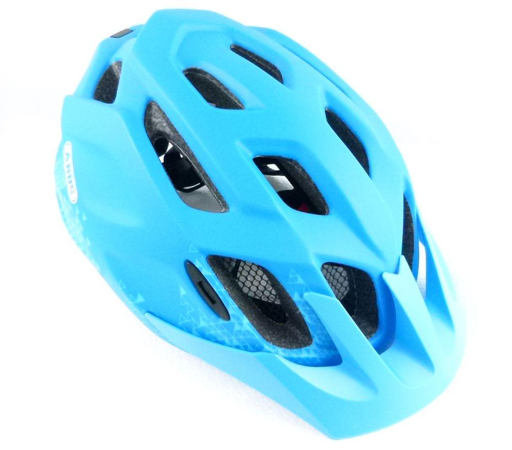 Fahrradhelm Abus MountK trey blue Mountainbikehelm