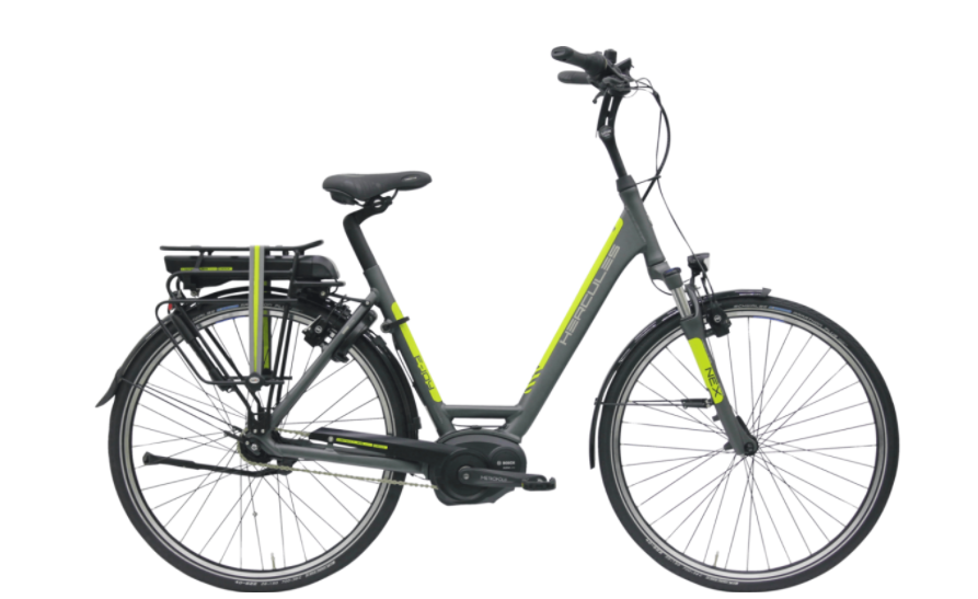 "E-Bike Hercules F-Joy R7 28"" 400Wh Bosch 7G Nexus Rücktritt Unisize Rahmen Rh 54 cm"