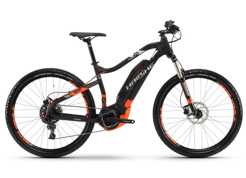 "E-Bike Haibike SDURO HardSeven 2.0 400 Wh 11-G Sram NX Yamaha PW-System 27,5"""