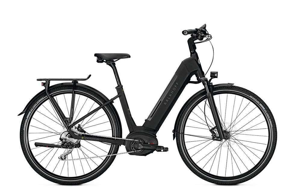 E-Bike Kalkhoff Endeavour Advance B10 10G 13,4 Ah Wave Performance CX Motor