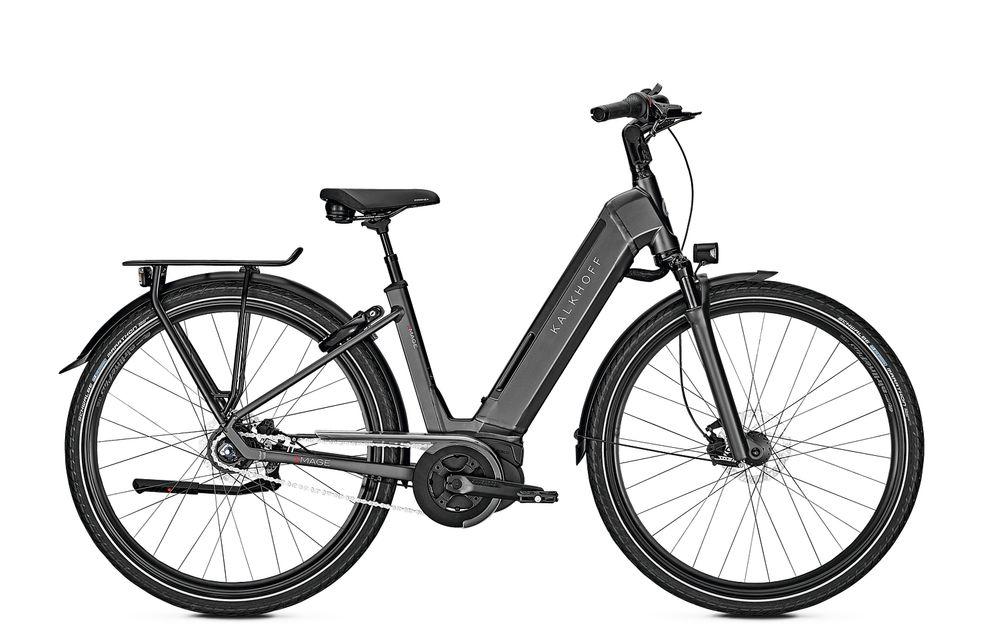 "E-Bike Kalkhoff Image XXL B8 8G 13,4 Ah Wave 28"" Freilauf - 170 kg zugel."