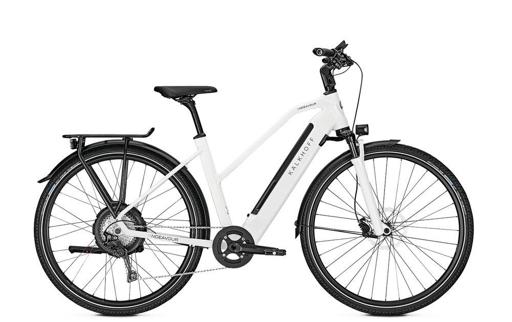 E-Bike Kalkhoff Endeavour Advance N10 10G 13,8 Ah Neodrives Z20 Motor