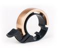 Knog Glocke Oi large brass ringförmige Fahrradklingel