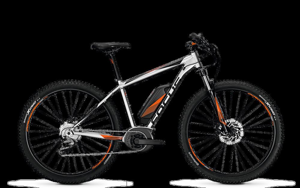 "E-Bike Focus Jarifa2 Ex Active 29"" Herren 9G Altus Bosch Active Plus 11,1 Ah"