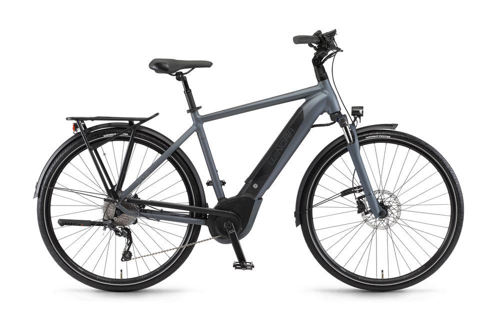 E-Bike Sinus i10 Performance Cruise 500 Wh 10G SLX 28 Zoll Herren Dullgray