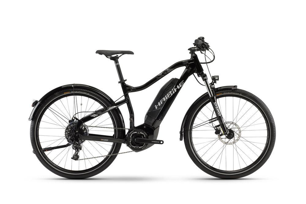 """E-Bike Haibike SDURO HardSeven 2.5 Street 400 Wh 11G NX 27.5"""" Schwarz"""