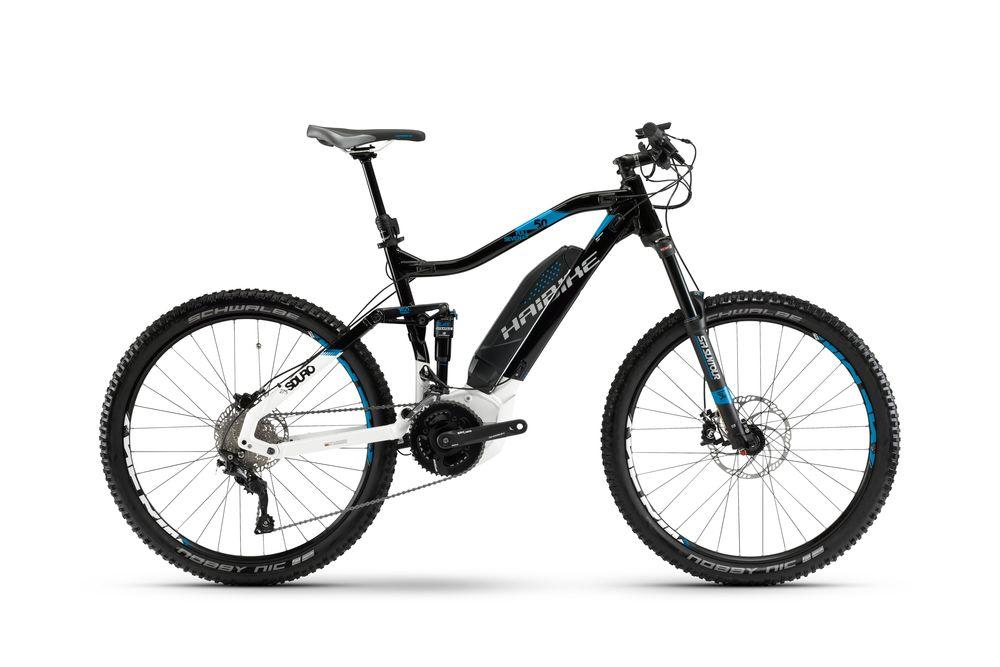 "E-Bike Haibike SDURO FullSeven LT 5.0 Yamaha PW-SE 500 Wh 20G Deore 27.5"""