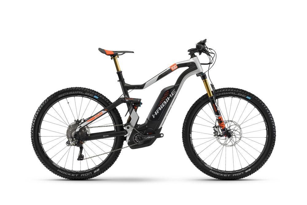 "E-Bike Haibike XDURO FullSeven Carbon 10.0 Performance CX 500Wh 11G XTR DI2 27.5"""
