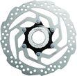 Bremsscheibe Shimano Center Lock 160 mm für Resin-Bremsbelag 001