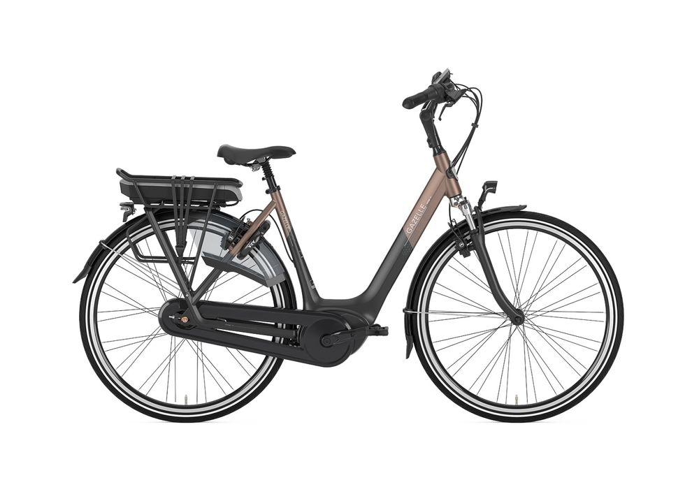 E-Bike Gazelle Orange C7+ HMB 7G 400 Wh Bosch Active Wave Freilauf 28''