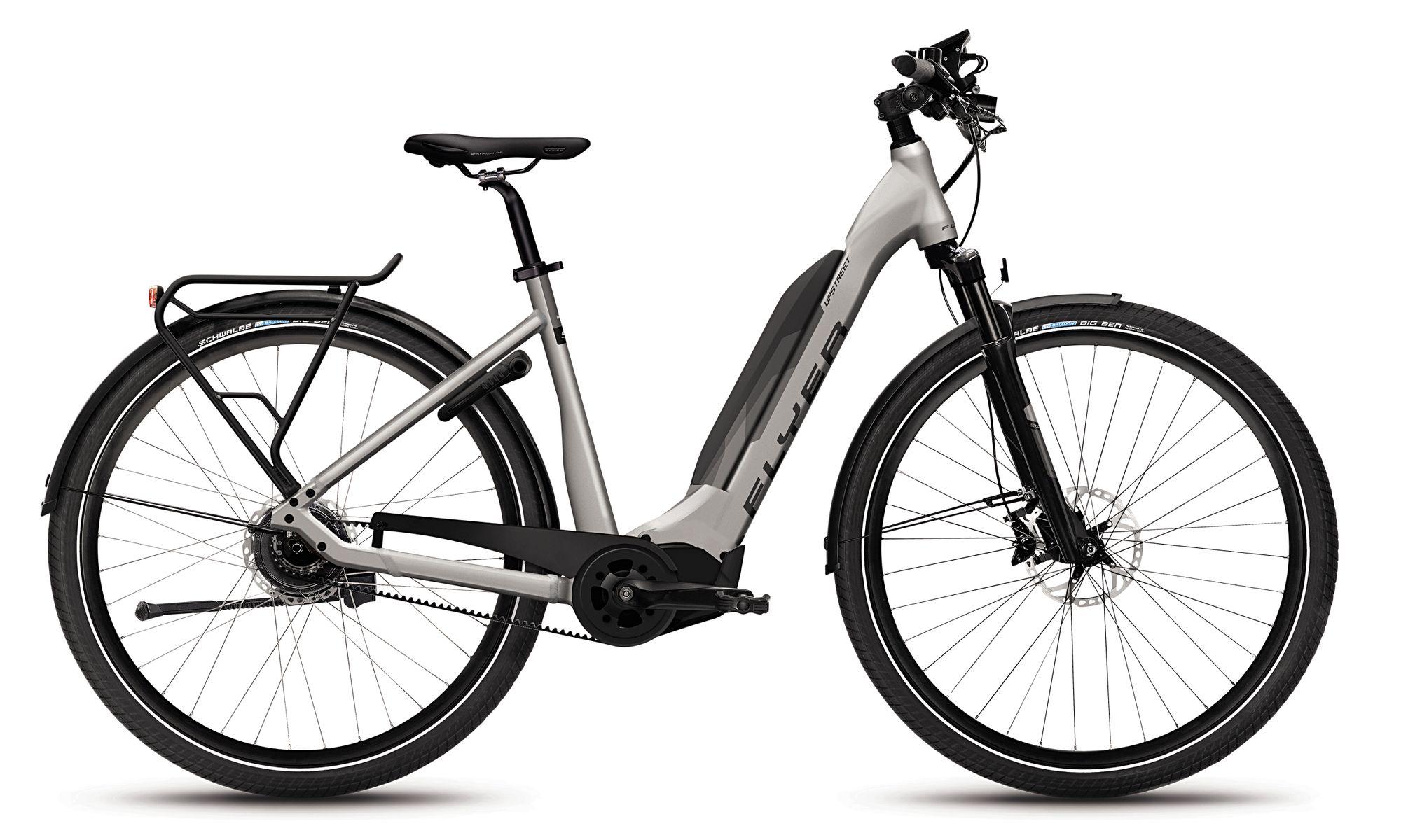 e bike flyer upstreet5 tief 28 rh 47cm 12ah 8g. Black Bedroom Furniture Sets. Home Design Ideas
