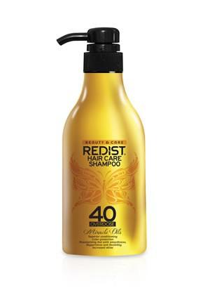 Redist 40 Miracle Oils Shampoo 500ml