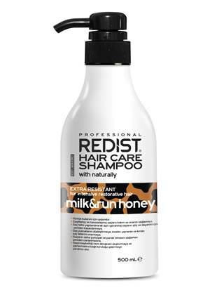 Redist Shampoo milk & honey 500ml