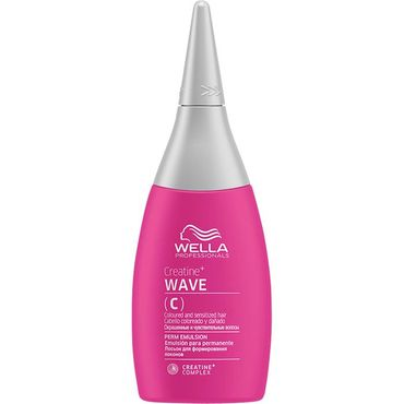 Wella Wave Perm Emulsion Creatine C 75ml