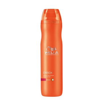 Wella Care Enrich Shampoo Thick 250ml