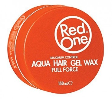 RedOne Aqua Wax Full Force 6 x 150ml (orange)
