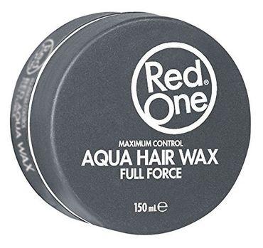 RedOne Aqua Wax Full Force 6 x 150ml (grau)