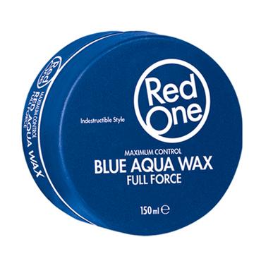 RedOne Blue Aqua Wax Full Force 6 x 150ml