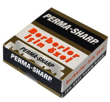 Perma Sharp Professional Rasierklingen 10 x 100er