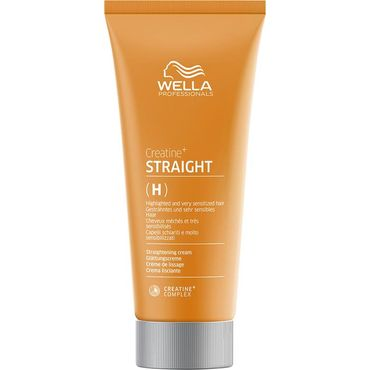 Wella Straight Glättungscreme Creatine H 200ml