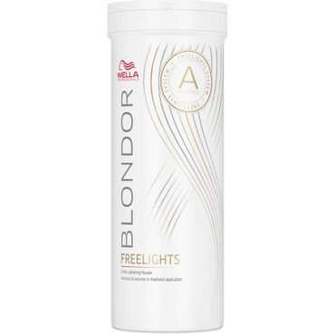 Wella Blondor Freelights Blondierpulver weiß 400gr