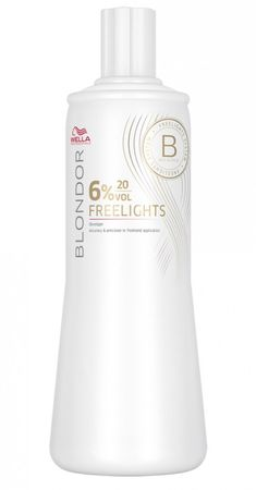 Wella Blondor Freelights 6% Oxidationsmittel 1000ml