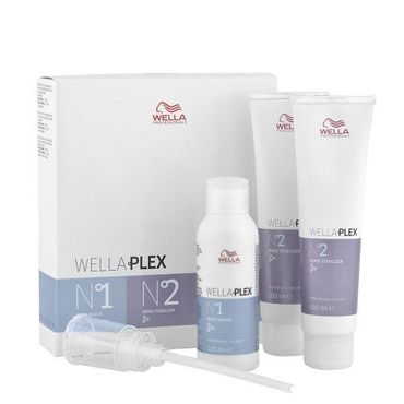 Wellaplex Travel Kit  No.1&2  300ml