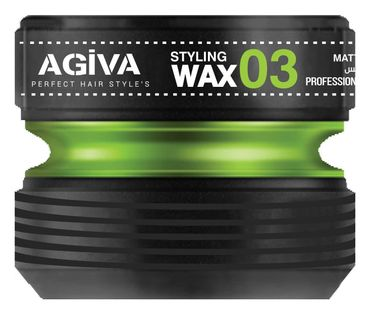 Agiva 03 Matte Wax 175ml