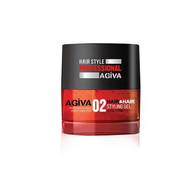 Agiva Hairgel 02 Ultra Strong 200ml