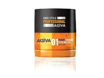 Agiva Hairgel 01 Wet Look 200ml