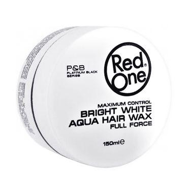 RedOne Bright White Aqua Wax Full Force 150ml