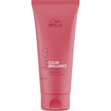 Wella Invigo Color Brilliance Conditioner Fine 200ml