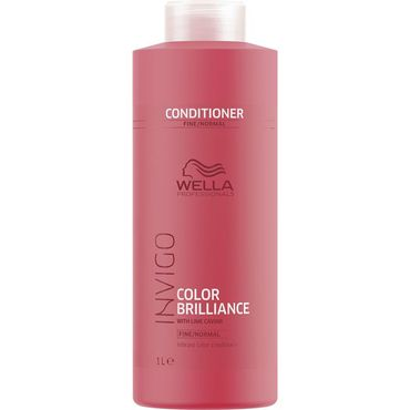 Wella Invigo Color Brilliance Conditioner Fine 1000ml