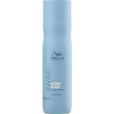 Wella Invigo Clean Scalp Anti-Dandruff-Shampoo 250ml