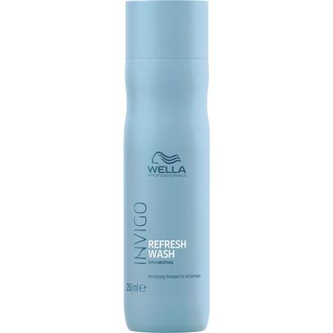Wella Invigo Refresh Wash Shampoo 250ml