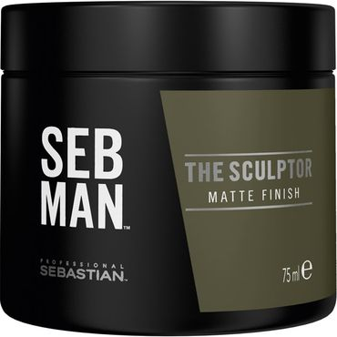 SEB MAN The Sculptor Matte Paste 75ml