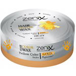Zenix Hair Color Wax Gold 100ml