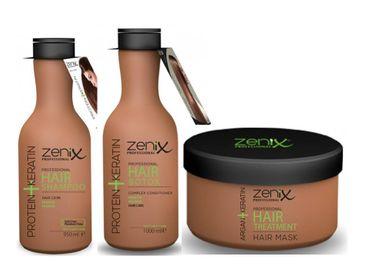 Zenix Keratin Botox Set – Bild 1