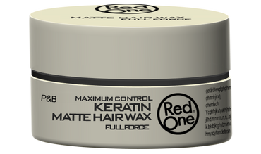Redone Keratin Matte Wax Full Force 3 x 150ml – Bild 1