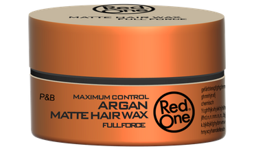 Redone Argan Matte Wax Full Force 150ml – Bild 1