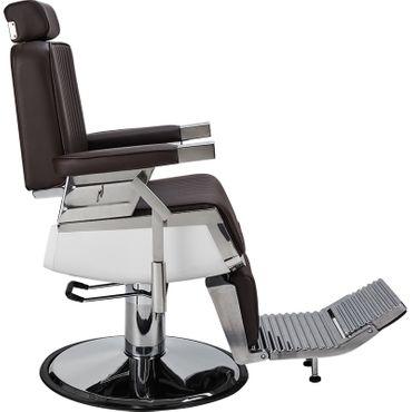 Barberstuhl Lord braun – Bild 4
