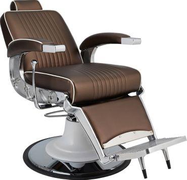 Barberstuhl Stig braun – Bild 2