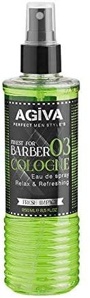 Agiva Barber Cologne 03 Fresh Impact 250ml
